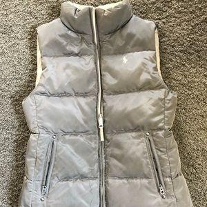 Girls Ralph Lauren Puffer Vest size 10/12 or M